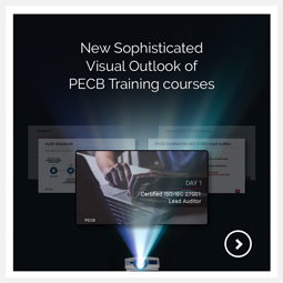 New visual outlook of PECB training courses