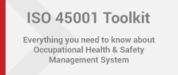 iso 45001 toolkit